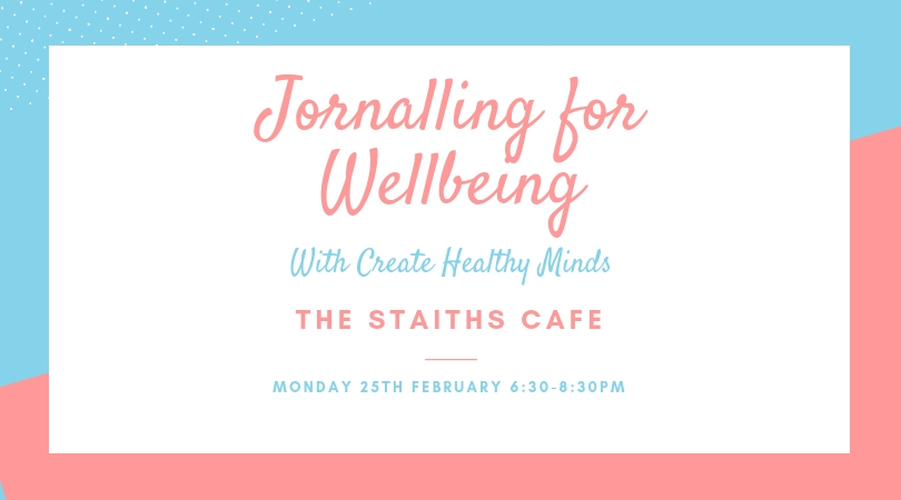 jornalling for wellbeing